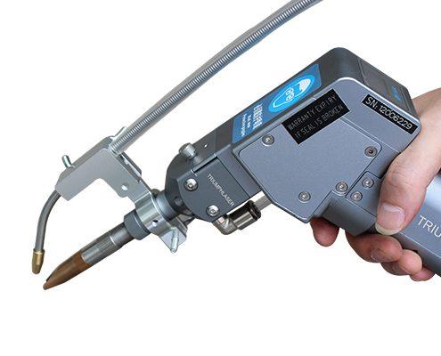 前送丝激光焊接头