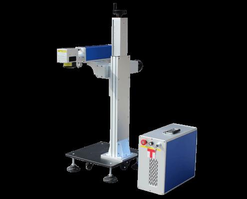 多维度光纤激光打标机