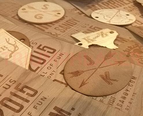 木板激光雕刻