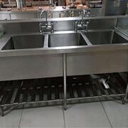 厨房水槽激光焊接