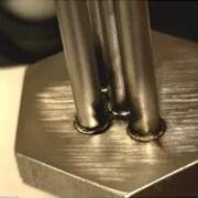 激光焊接模型